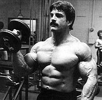 Mike Mentzer Mr Olympia winner in 1979