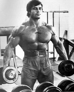 Franco Columbo Mr Olympia