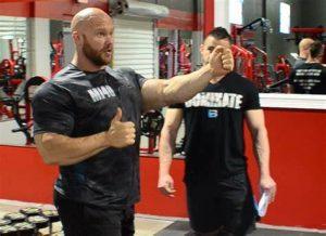 Ben Pakulski NOS Training
