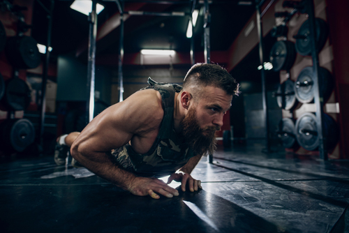 bodyweight exercises are great for fat burning